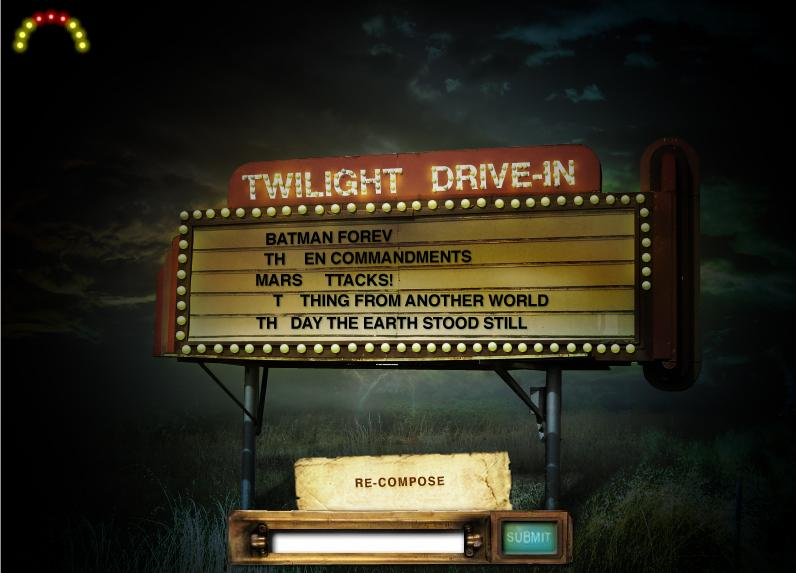 Drive In puzzle